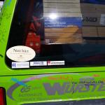 """Ländlewerbung: """"Nett hier. Aber waren sie schon mal in Baden-Württemberg"""" war auch dabei - Team RallyeViators aus Konstanz bei der Allgäu-Orient-Rallye 2015 nach Amman, Jordanien"""