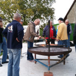 Auch Menschen mit Ape mögen Grillen - Apetreffen Eichhof, Herznach, AG