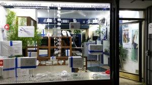 Lieferadresse Konstanz, Schaufenster Fasnet, Öffnungszeiten, miradlo Versanddepot Konstanz 2016