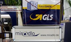 miradlo Versanddepot, jetzt mit Paketshop in Konstanz