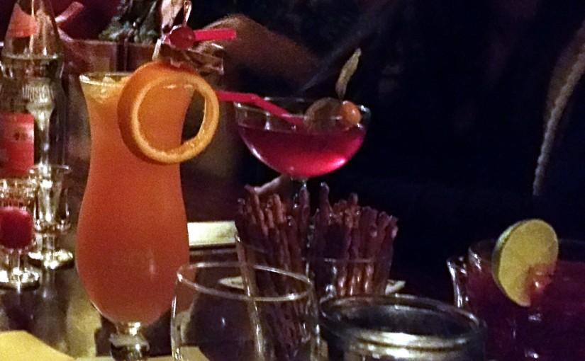 miradlo Weihnachtsfeier - immer nach Weihnachten, mit Cocktails & mehr