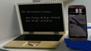 Wir sind telefonisch erreichbar: miradlo Versanddepot, die Lieferadresse in Konstanz