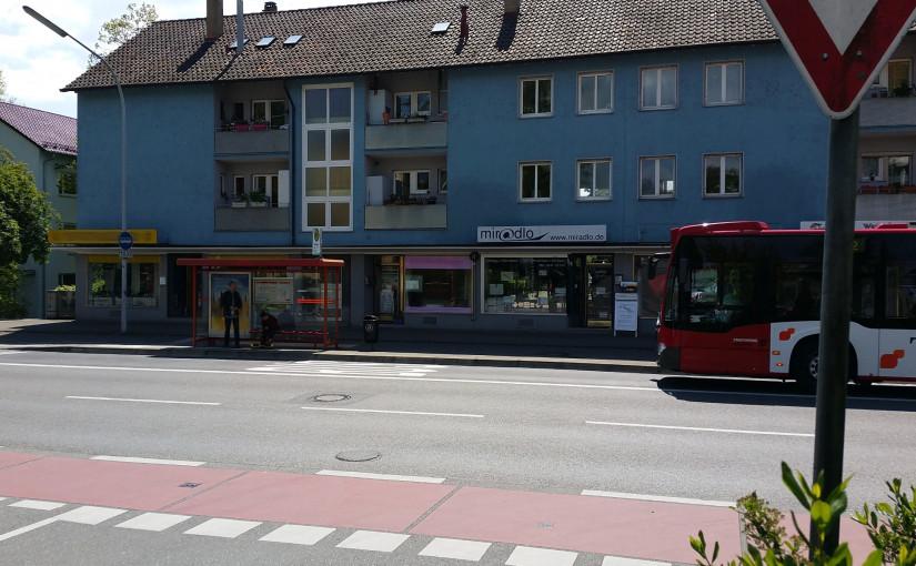 Der Bus, der Bus!