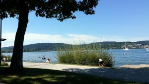 Sommerloch nutzen um den Sommer zu genießen, Bodensee Bodman - miradlo Lieferadresse Konstanz