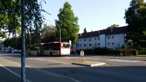 neue Haltestelle Bismarcksteig ab 12.9.2016 - Bushaltestellen verlegen in Konstanz