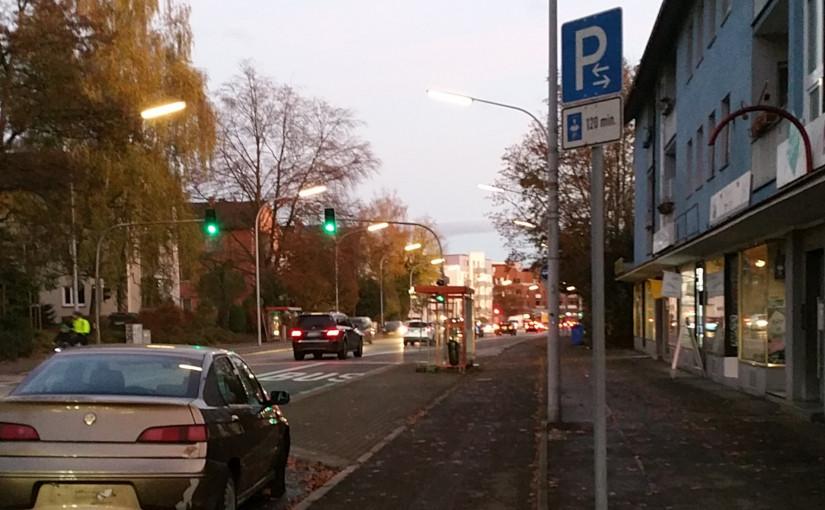 Abgemeldetes Auto in Konstanz abstellen – kein Problem…