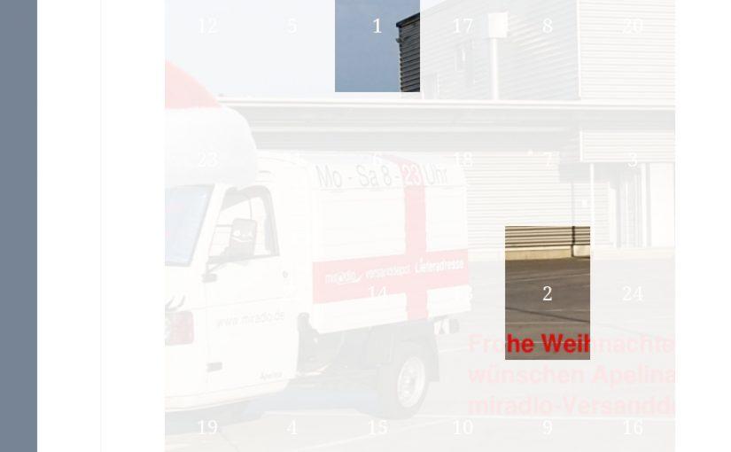 Lieferadressen tipps miradlo versanddepot bloggt for Depot konstanz
