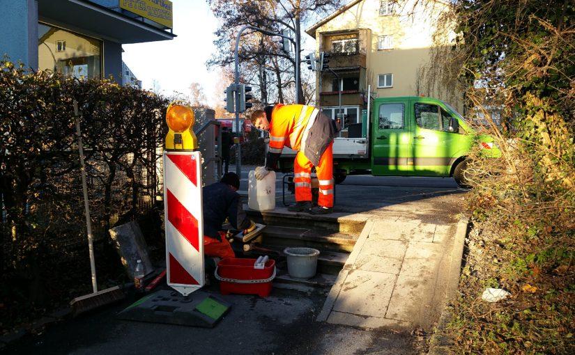 Mängelmelder der Stadt Konstanz für Technische Betriebe funktioniert