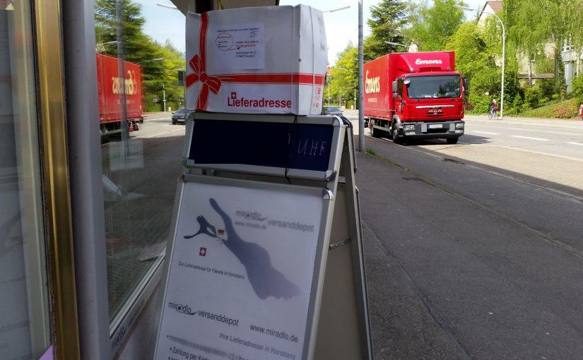 Wann kommt bei euch die Post?