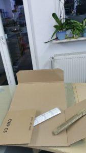 Von außen nicht erkennbar - Kalenderverpackung so schlecht wie möglich... Verpackungswahnsinn, amazon - Fundstück im miradlo Versanddepot