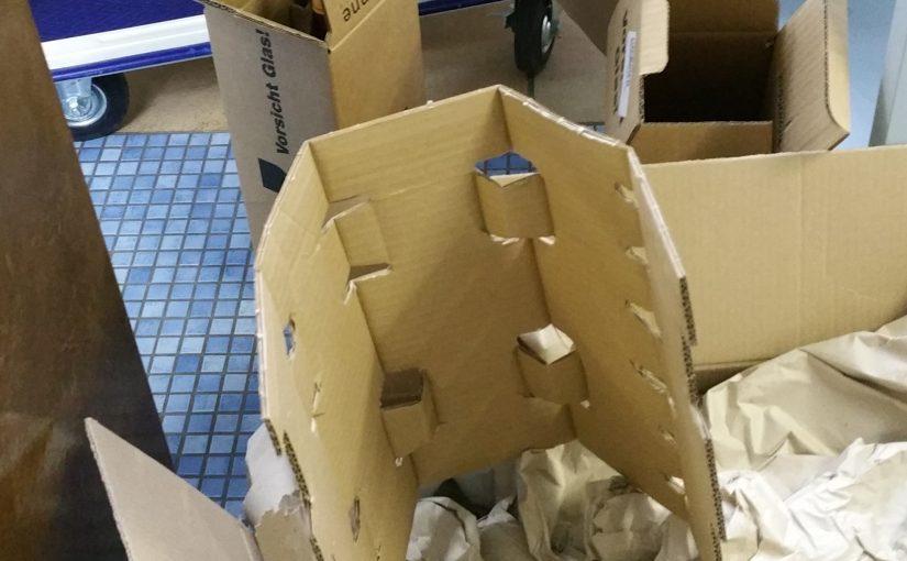 Karton umverpackt im Karton umverpackt im Karton… – Verpackungswahnsinn