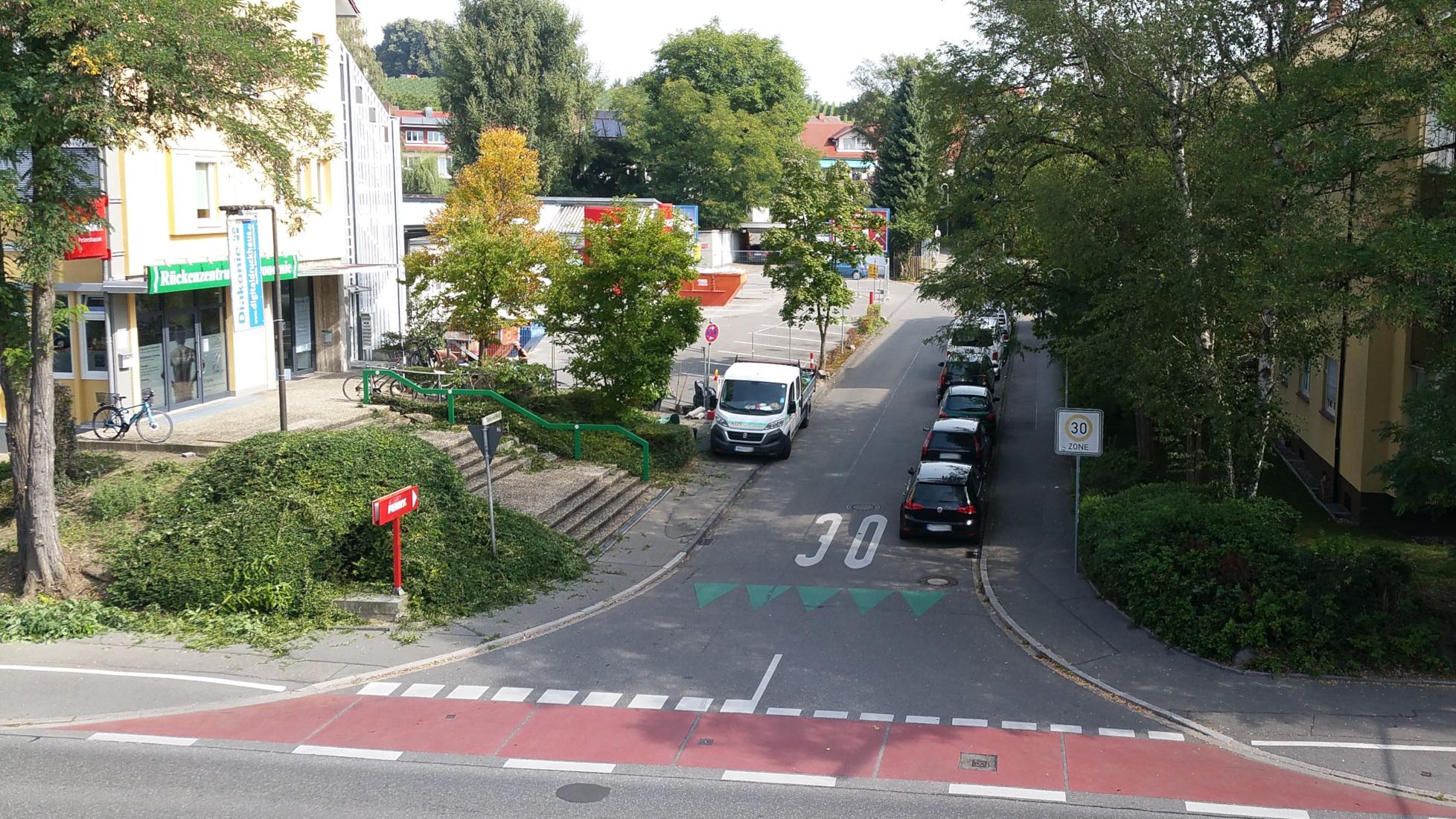 Baustelle vorm miradlo versanddepot konstanz for Depot konstanz