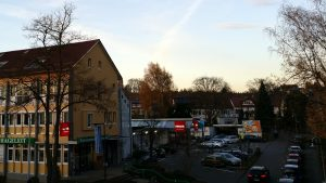 Penny Petershausen, einkaufen direkt gegenüber vom miradlo Versanddepot der Lieferadresse Konstanz