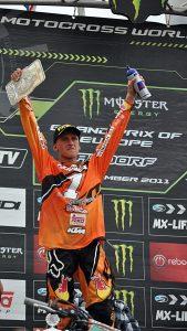 Meine Vorbilder Ken Roczen - Nina - Motocross-Adventskalender - miradlo Versanddepot