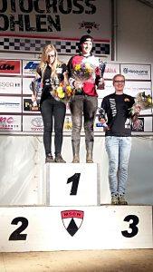 Sieg und Niederlagen - Nina - Motocross-Adventskalender - miradlo Versanddepot