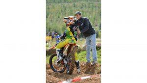Mein Team - Nina Heimbüchel- Motocross-Adventskalender - miradlo Versanddepot