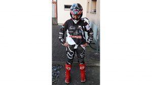 Header Ausrüstung - Nina Heimbüchel- Motocross-Adventskalender - miradlo Versanddepot