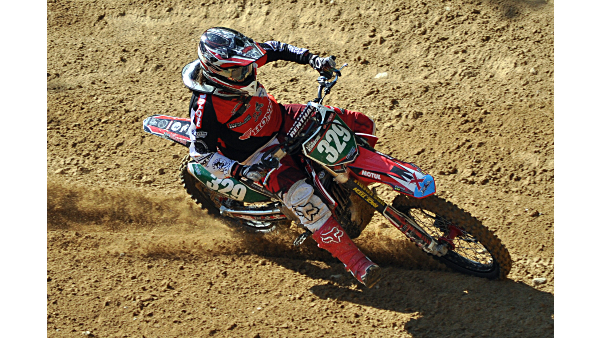 Training # 329 - Nina Heimbüchel- Motocross-Adventskalender - miradlo Versanddepot