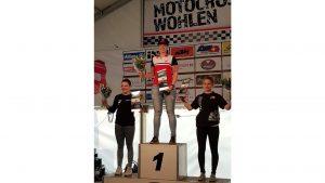 Sieg - Nina Heimbüchel- Motocross-Adventskalender - miradlo Versanddepot
