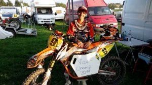Vize Nina Heimbüchel- Motocross-Adventskalender - miradlo Versanddepot