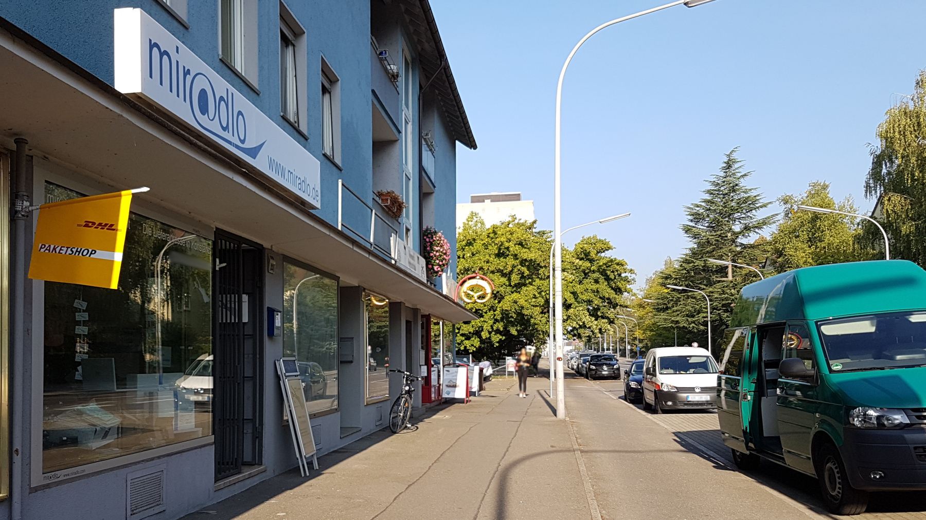 DHL-Paketshop im miradlo Versanddepot in Konstanz