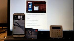 mittels Telefon - Elektronische Zahlung per Karte mit Vor- und Nachteilen des Anbieters Sumup beim miradlo-Versanddepot