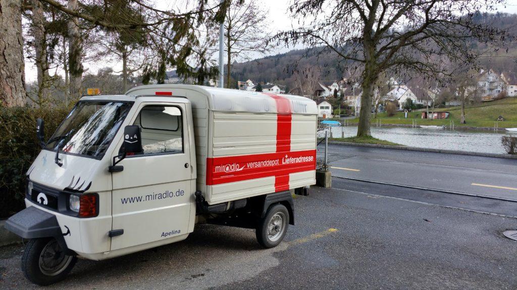 Apelina in Schaffhausen, CH - miradlo-Versanddepot
