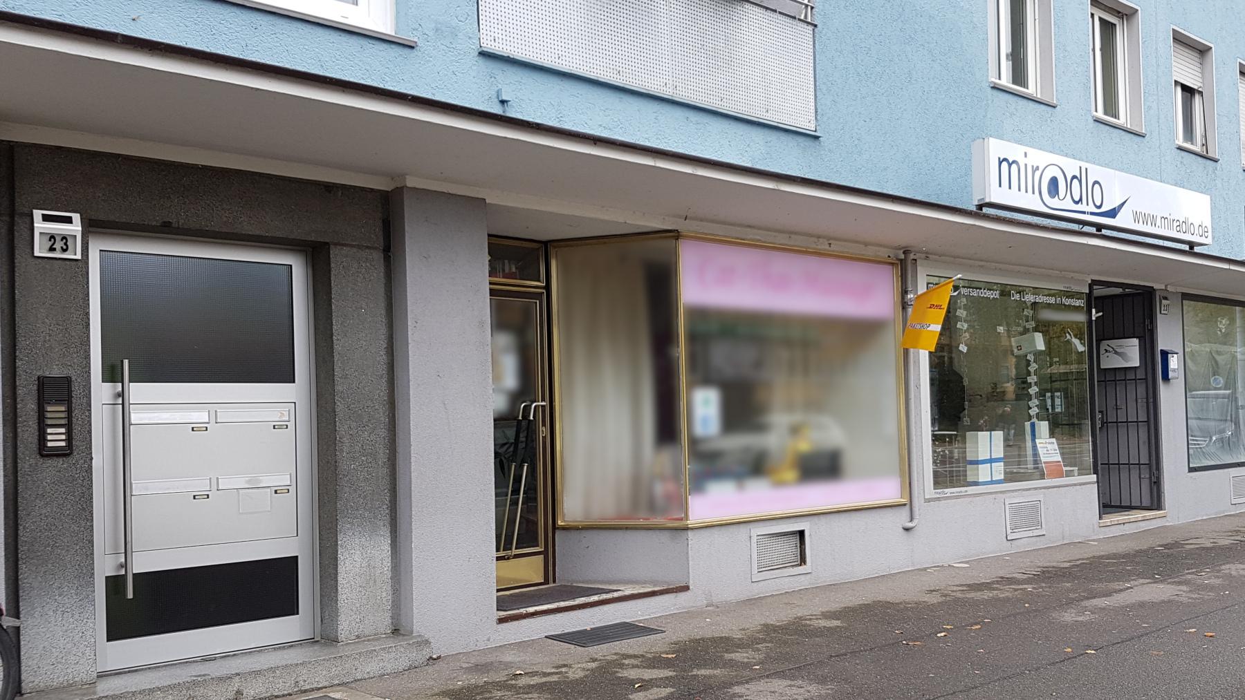 Briefkastenanlagen, Klingelschilder mit und ohne Namen... - miradlo Versanddepot Konstanz