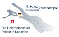 Logo miradlo versanddepot